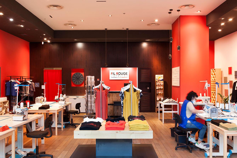 L'atelier-boutique - Fil Rouge